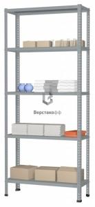 Архивные стеллажи Верстакофф (2500х700х400 мм)