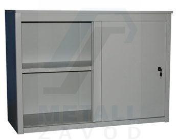 Архивный шкаф с дверями - купе ALS 8815