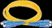 ITK FPC09-SCU-SCU-C2L-15M Оптический коммутационный соединительный шнур (патч-корд), SM, 9/125 (OS2), SC/UPC-SC/UPC, (Duplex), 15м