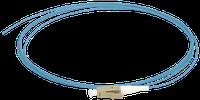 ITK FPT5004-LCU-C1L-1M5  Оптический коммутационный монтажный шнур (пигтеил), (MM), 50/125 (OM4), LC/UPC, LSZH, 1,5м