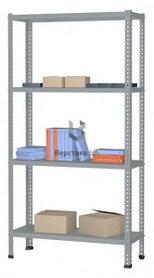 Быстросборные стеллажи для архива Верстакофф (2000х700х400 мм)