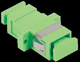 ITK FC1-SCASCA1C-SM Проходной адаптер SC-SC, (SM/MM), APC, (Simplex)