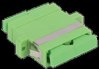 ITK FC1-SCASCA2C-SM Проходной адаптер SC-SC, (SM/MM), APC, (Duplex)