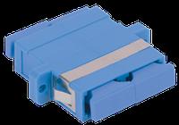 ITK FC1-SCUSCU2C-SM Проходной адаптер SC-SC, (SM/MM), UPC, (Duplex)