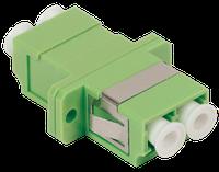 ITK FC1-LCALCA4C-SM Проходной адаптер LC-LC, (SM/MM), APC, (Quadro)