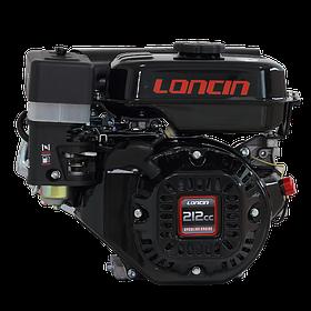 Двигатель бензиновый Loncin LC170F (A тип)