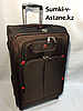 "Средний тканевый дорожный чемодан на 4-х колесах"" Swissgear"". Высота 68 см, ширина 40 см, глубина 27 см."