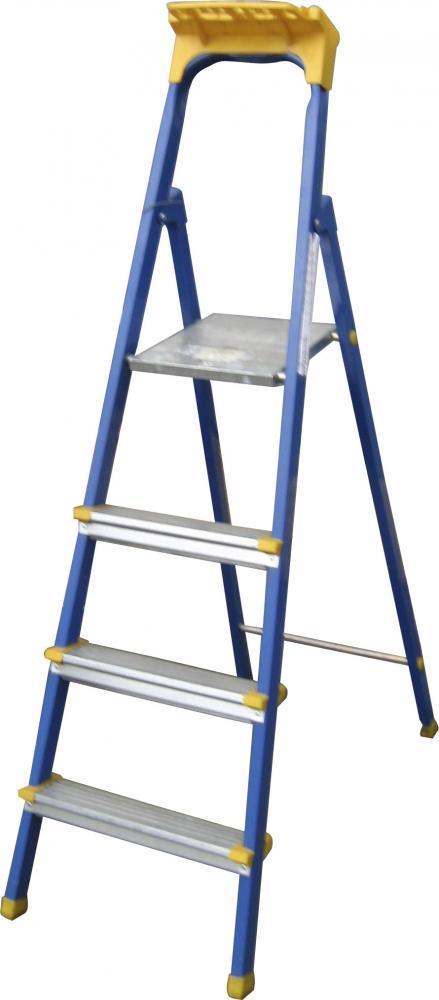 Стремянка (сталь) 6 ступ, Н=1,35м