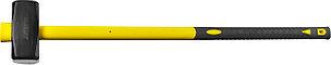 Кувалда с фиберглассовой удлинённой рукояткой, STAYER Fiberglass 5 кг