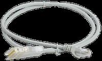 ITK PC01-11045-4P1M Патч-корд 110-RJ45 4 пары кат.5Е 1м серый