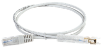 ITK PC01-11045-1P2M Патч-корд 110-RJ45 1 пара кат.5Е 2м серый