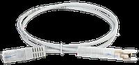 ITK PC01-11045-1P1M Патч-корд 110-RJ45 1 пара кат.5Е 1м серый