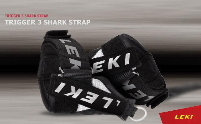 Темляки LEKI Trigger SHARK strap