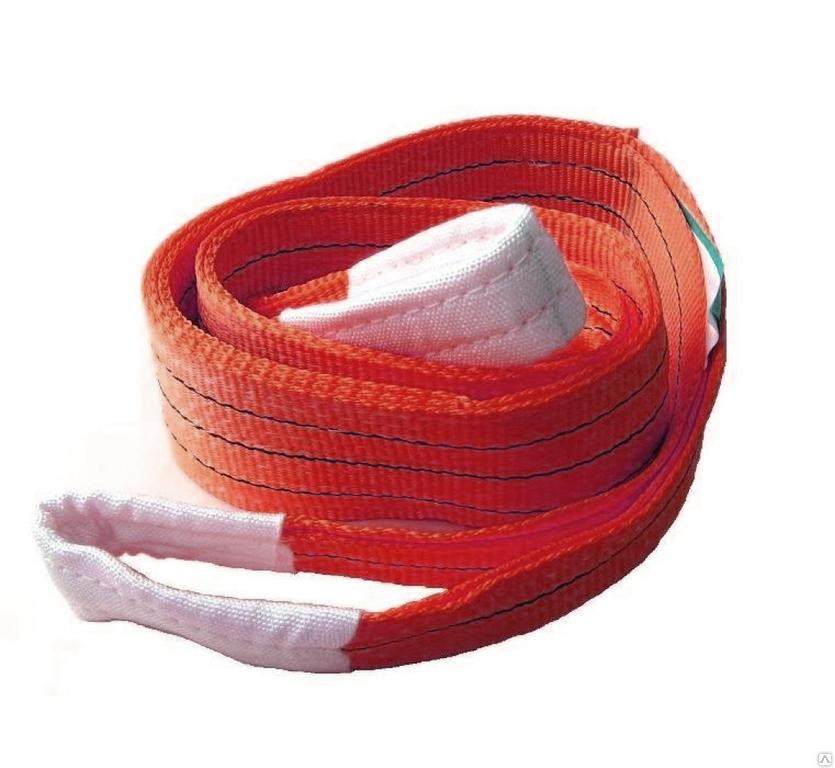 Строп текстильный СТП - 12,5т 8м х 300мм 1:5 прочность
