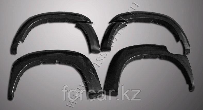 Расширители колесных арок Mazda BT-50 2006-2008, фото 2