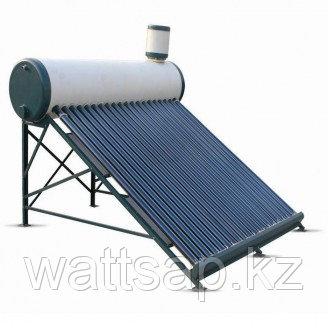 Солнечный водонагреватель пассивного типа 108 литров