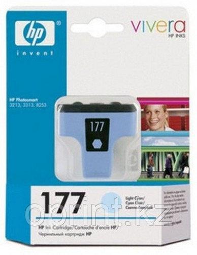 Картридж HP 177 светло-голубой