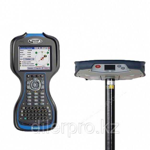 Комплект GNSS приемника Spectra Precision SP80 GSM с контроллером Ranger 3L и ПО SPSO, Survey Pro GNSS