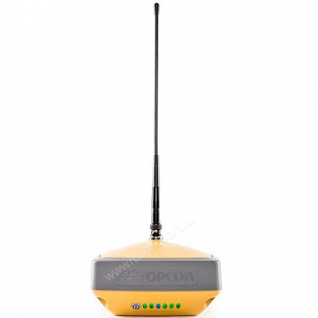 ГНСС-приемник Topcon Hiper VR UHF/GSM, TILT (GPS, ГЛОНАСС, L1, L2, L5, Beidou, Galileo, QZSS, SBAS, Radio+LL,