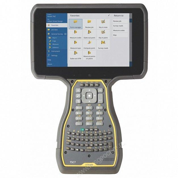 Полевой контроллер Trimble TSC7 (ПО Trimble Access GNSS; клавиатура ABCD)