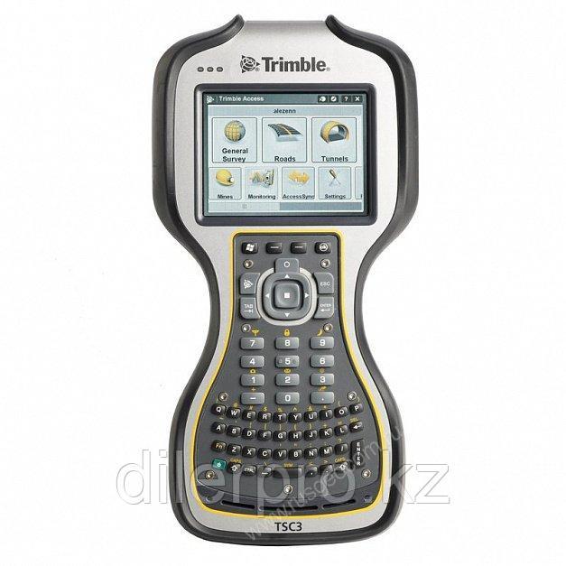 Контроллер-блок управления Trimble TSC3, ПО TA, ABCD, Радио