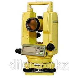 Лазерный электронный теодолит Topcon DT-209L