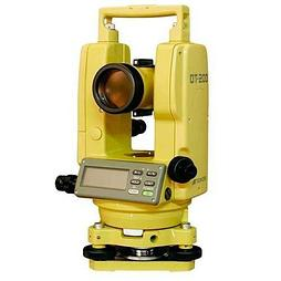 Лазерный электронный теодолит Topcon DT-205L