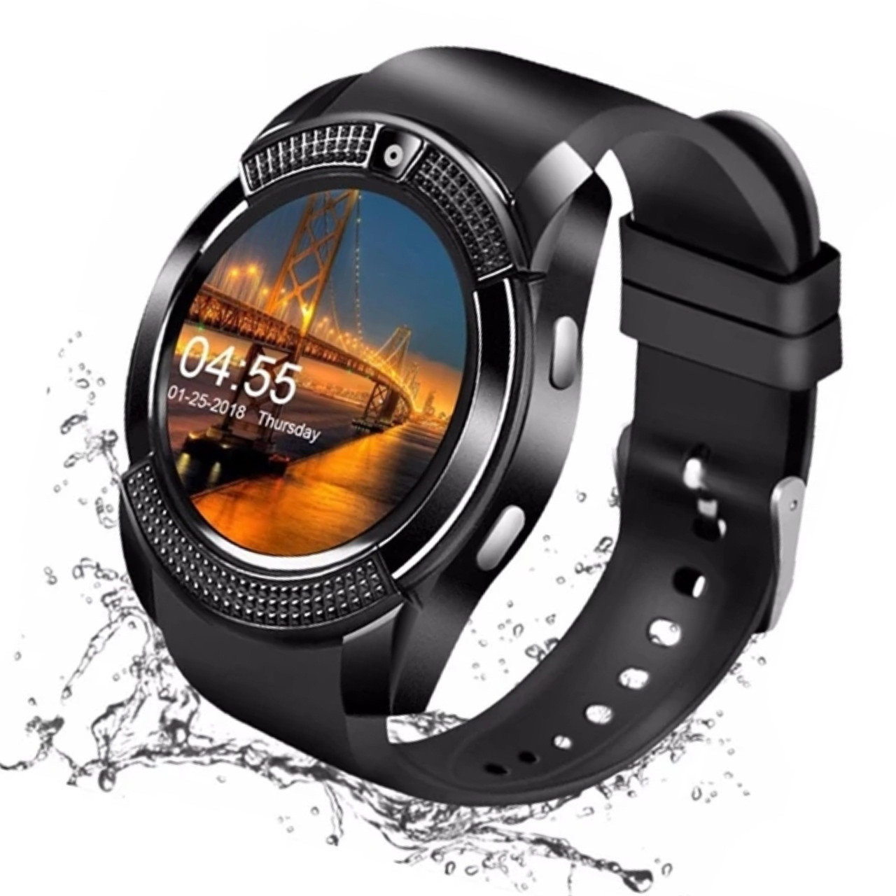 Умные смарт - часы. Smart Watch V8