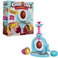 Chocolate Egg Surprise Maker Набор для изготовления шоколадного яйца с сюрпризом.