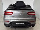 Лицензионный электромобиль Mercedes-Benz GLC 63 S Coupe. Люкс-качество!, фото 4