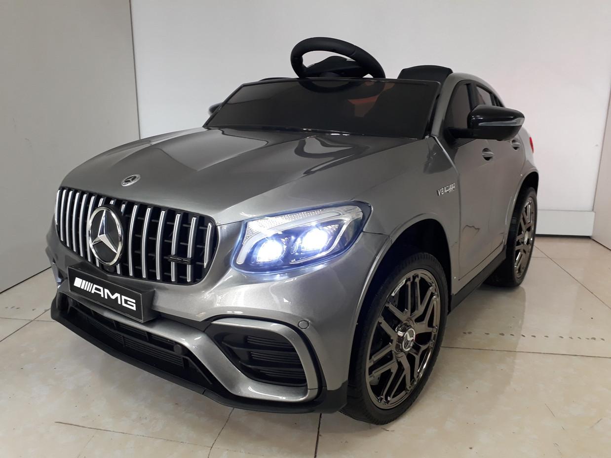 Лицензионный электромобиль Mercedes-Benz GLC 63 S Coupe. Люкс-качество!