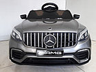 Лицензионный электромобиль Mercedes-Benz GLC 63 S Coupe. Люкс-качество!, фото 10
