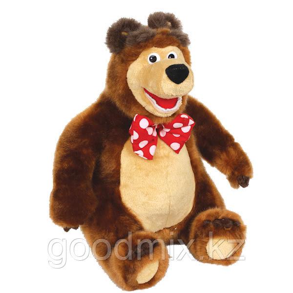 Мягкая игрушка Медведь (Маша и Медведь) 34 см