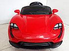 Крутой электромобиль на гелевых колесах Porsche. Порше. Электрокар, фото 10