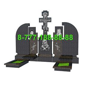 Памятники на могилу двойные ПД 11-14, фото 2