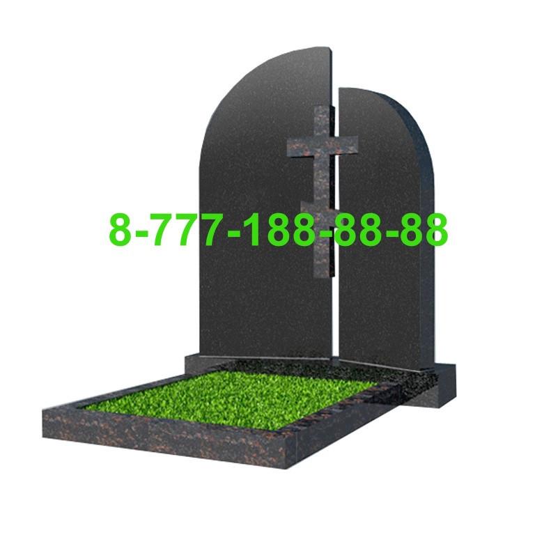 Памятники на могилу двойные ПД 11-14