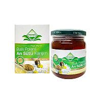 Мёд с маточным молочком и пыльцой для иммунитета