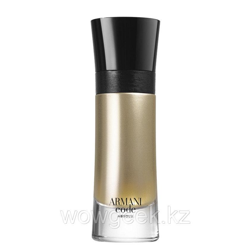 Мужской парфюм Giorgio Armani Armani Code Absolu