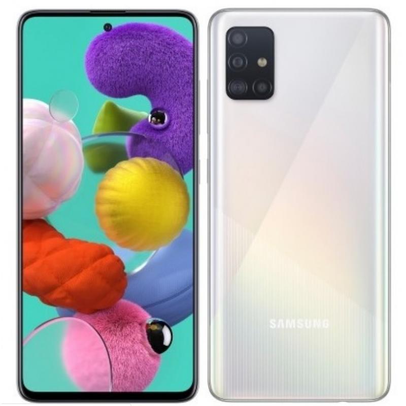 Samsung Galaxy A51 64GB White