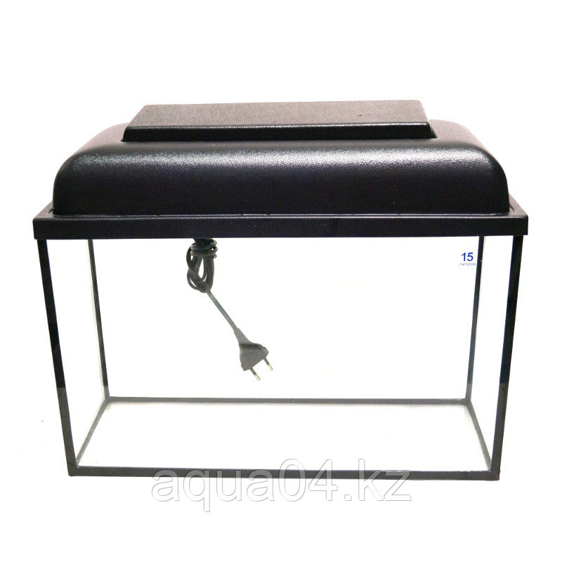 Аквариум прямоугольный 15 литров