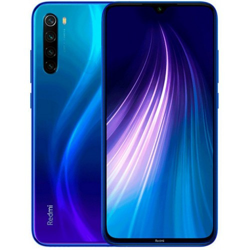 Xiaomi Redmi Note 8T 4/128GB Blue