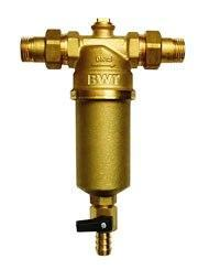 Промывные фильтры механической очистки воды BWT