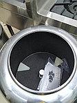 Картофелечистка 15 литров. Аппарат чистки картошки., фото 2
