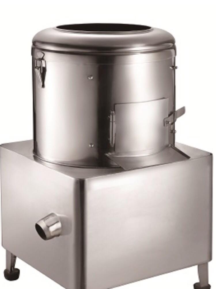 Картофелечистка 15 литров. Аппарат чистки картошки.