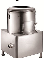 Картофелечистка 10 литров. Аппарат чистки картошки