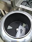 Картофелечистка 10 литров. Аппарат чистки картошки, фото 4