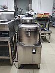 Картофелечистка 10 литров. Аппарат чистки картошки, фото 5