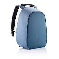Антикражный рюкзак Bobby Hero Regular, голубой, синий, Длина 29 см., ширина 16 см., высота 45 см., P705.299