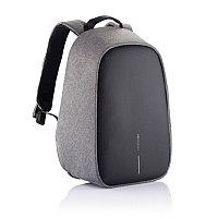 Антикражный рюкзак Bobby Hero Small, серый, серый, Длина 26,5 см., ширина 14 см., высота 38 см., P705.702