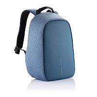 Антикражный рюкзак Bobby Hero Small, голубой, синий, Длина 26,5 см., ширина 14 см., высота 38 см., P705.709